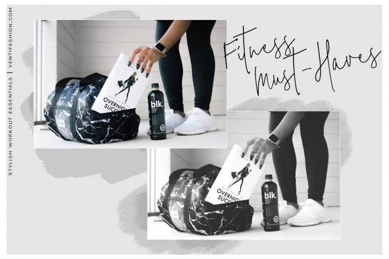 Workout Essentials to Keep in Your Gym Bag