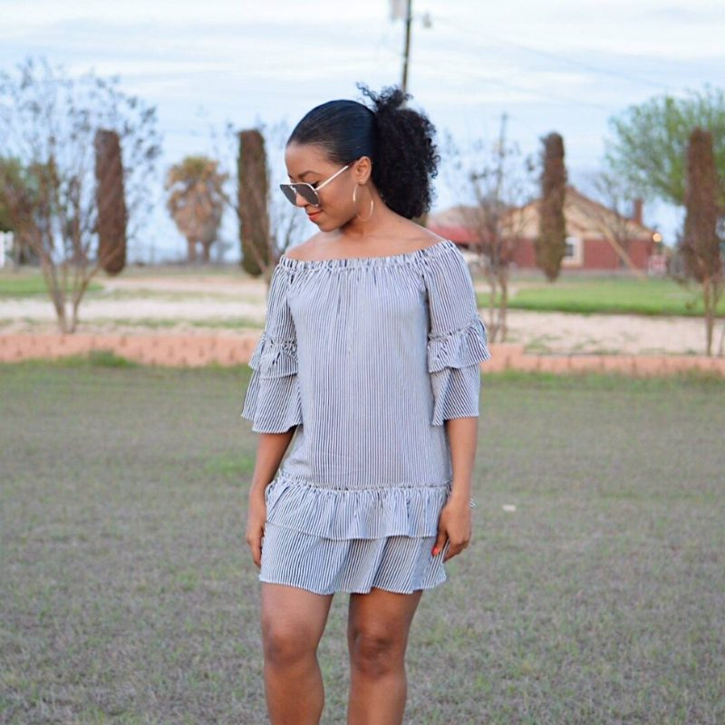 How to Style Striped Dress feat Forever 21 Outfit Ideas
