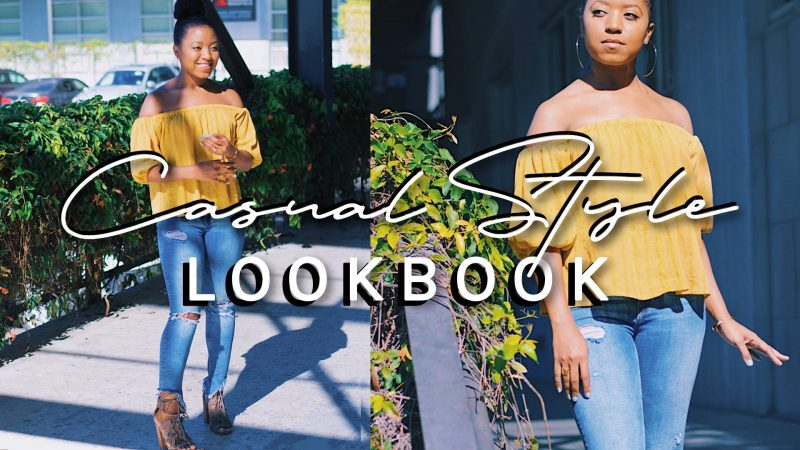 Casual Outfits to Wear this Summer | Lookbook
