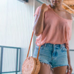 straw bag summer style