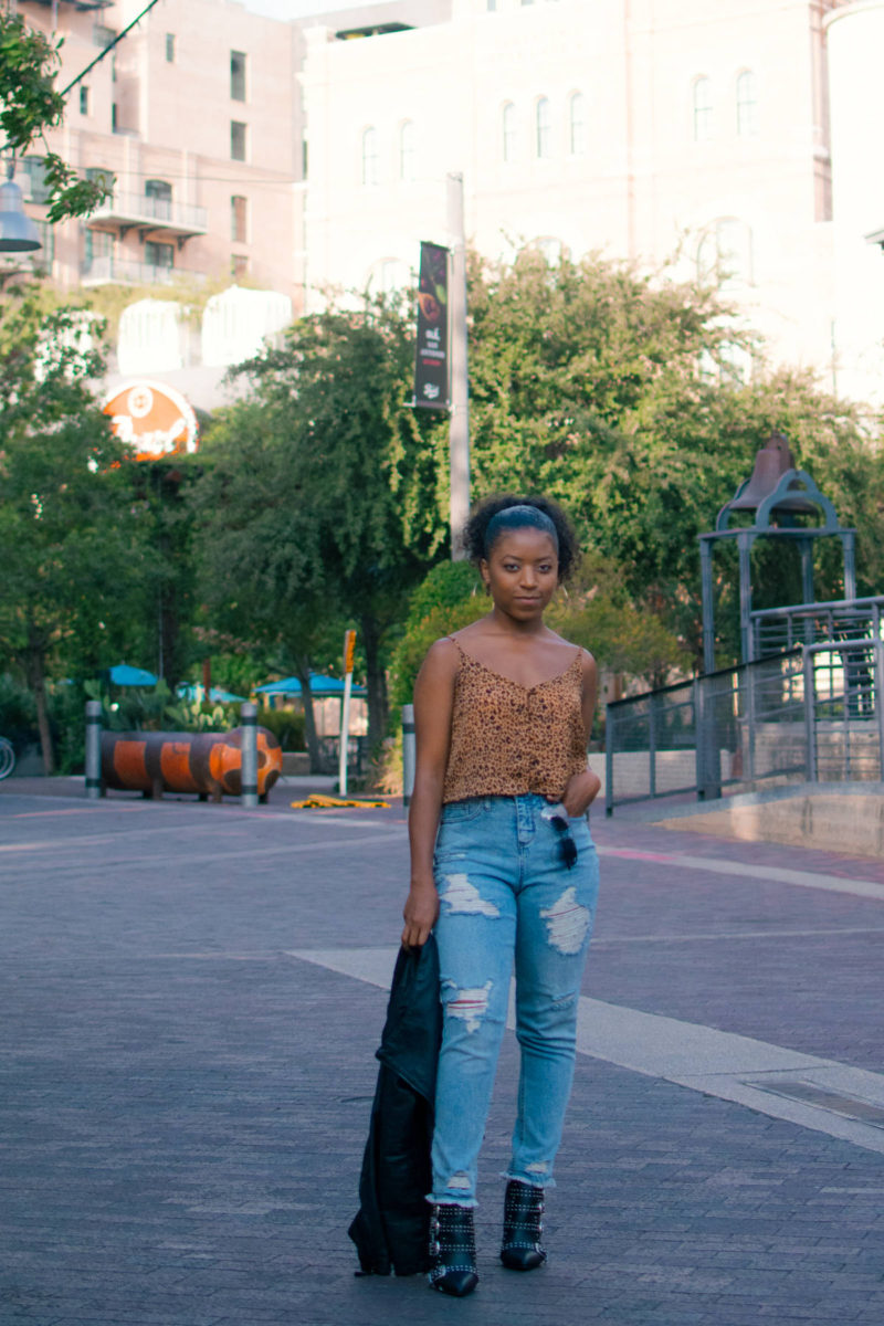 Fall Leopard Print Outfit-1