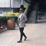 trend report - styling the checked blazer tips