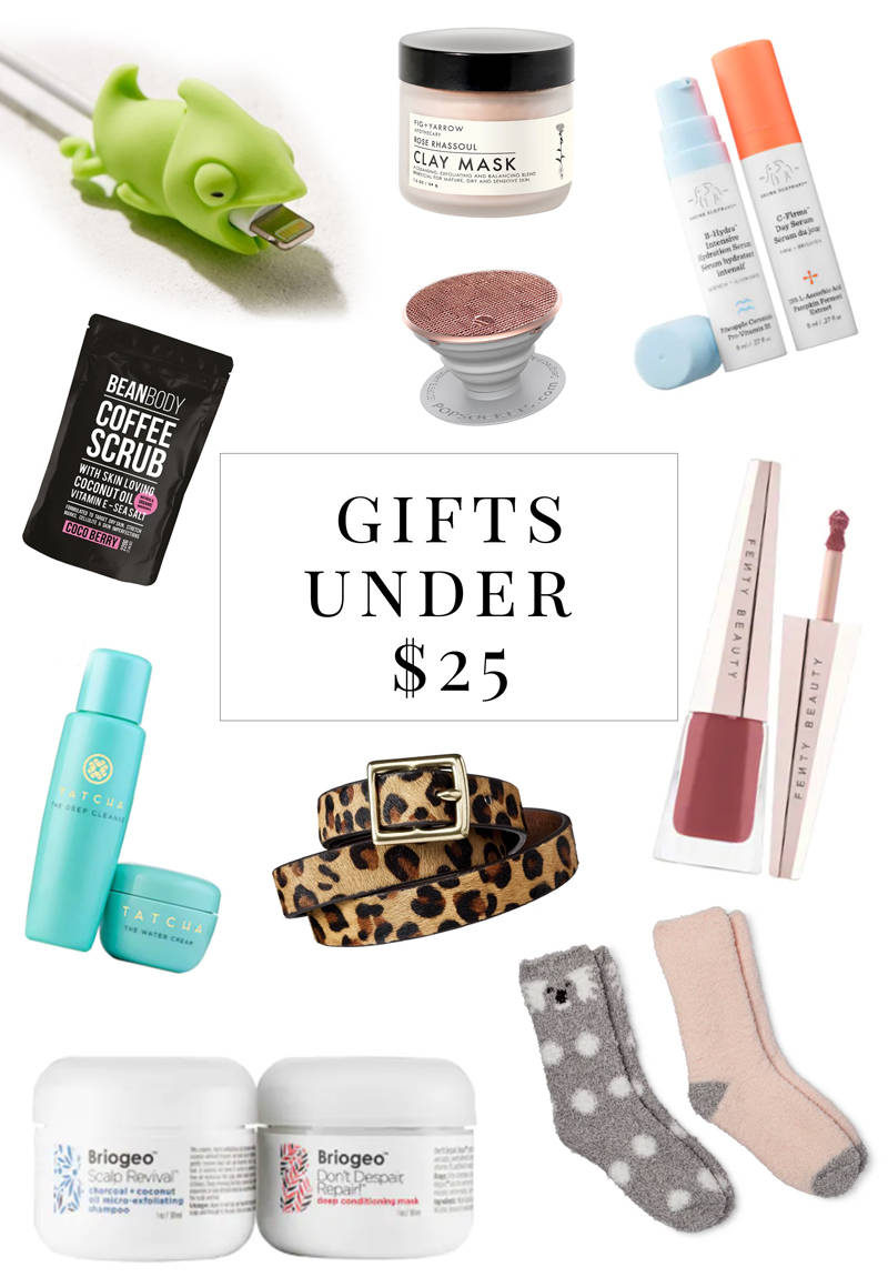 top gifts under 25 for her