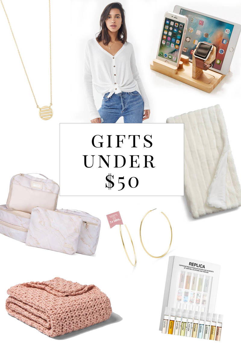 top gifts under 50 for her