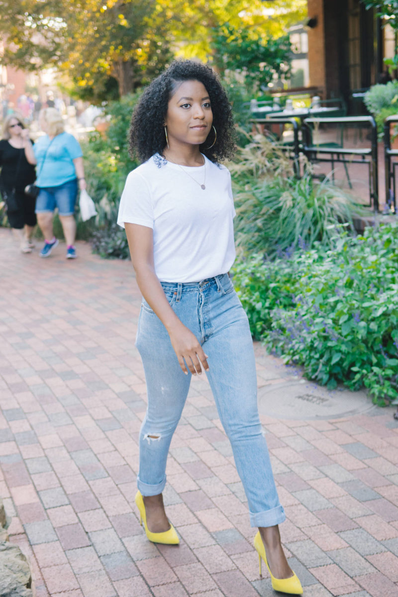 Model Off Duty Style With Redone 3 Venti Fashion