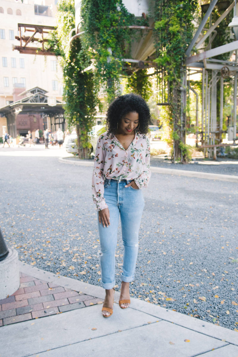 redone denim work to weekend office outfits
