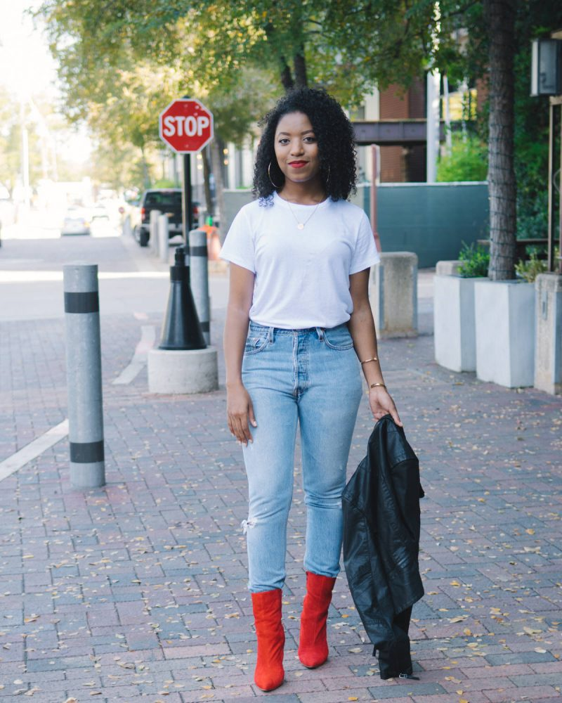 Sustainable Fashion Style with ReDone Denim-1