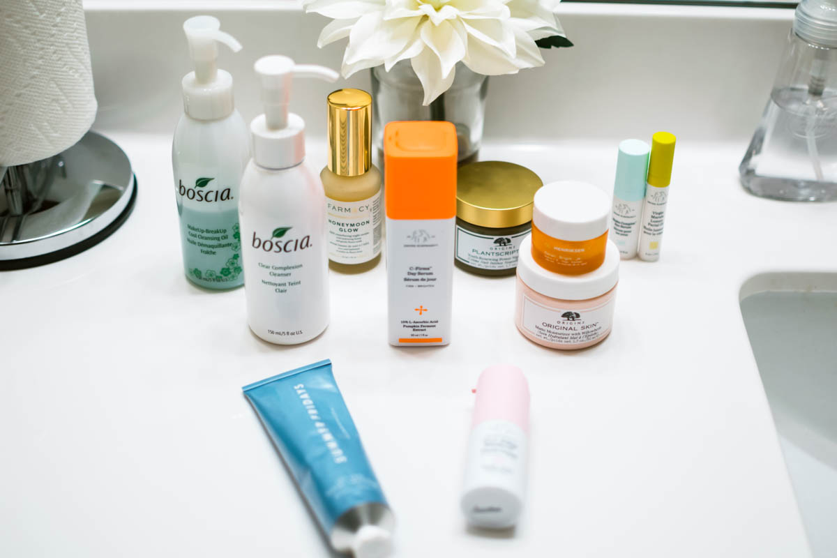 how to find your skincare routine