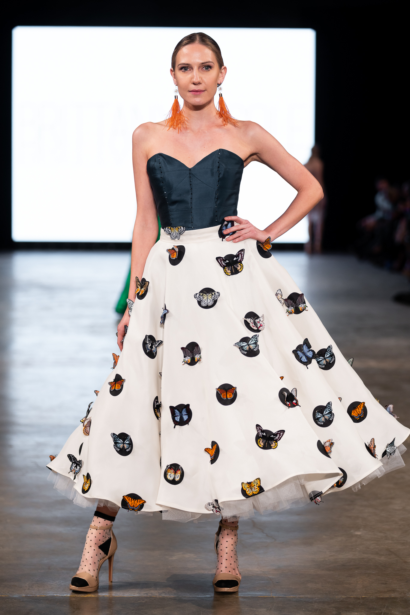 brittany allen | texas-based fashion designer | fashion x austin fashion week