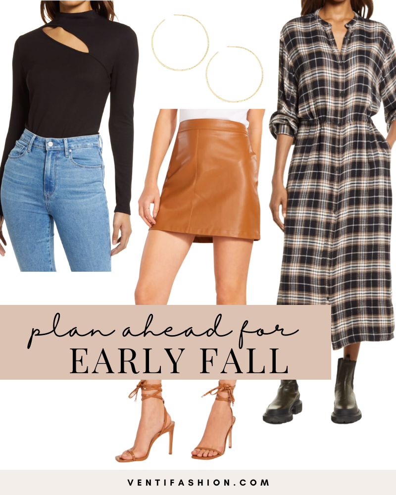 Summer to Pre-Fall Transition Pieces from Nordstrom